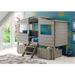 Mammie Twin Low Loft Bed   Wayfair North America