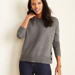 Side Button Sweater | Ann Taylor | Ann Taylor (US)