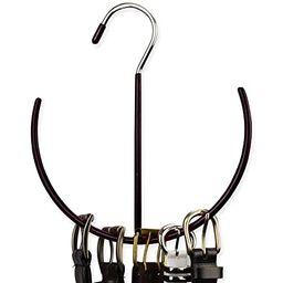 Belt Hanger Shoe Rack Closet Organizer Storage EASYVIEW Black | Amazon (US)