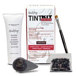 Godefroy Professional Tint Kit, Medium Brown, 20 Count | Amazon (US)