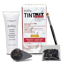 Godefroy Professional Tint Kit, Light Brown, 20 Count | Amazon (US)