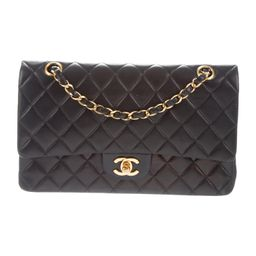 Vintage Classic Medium Double Flap Bag | The RealReal