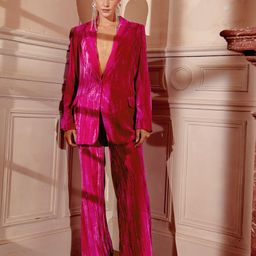 You're Losing Your Touch Wide-Leg Velvet Pants   NastyGal (US & CA)