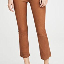 Le Crop Mini Boot Cut Pants   Shopbop