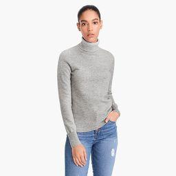 Everyday cashmere turtleneck sweater | J.Crew US