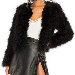 Deora Jacket in Black   Revolve Clothing (Global)