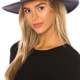 Peyton Hat in Grey   Revolve Clothing (Global)