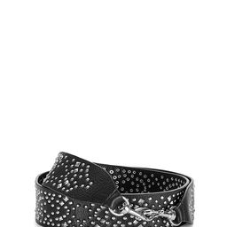 Black Studded Guitar Strap   Designer Handbag Strap   Rebecca Minkoff   Rebecca Minkoff US