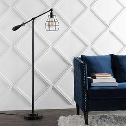 "Mccray 59.5"" Task/Reading Floor Lamp | Wayfair North America"