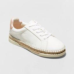 Women's Shaelyn Espadrille Sneakers - Universal Thread™ White   Target