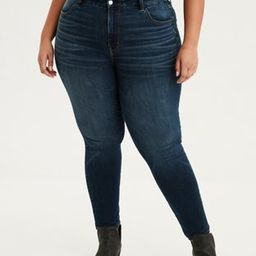 AE 360 Ne(X)t Level Curvy Super High-Waisted Jegging | American Eagle Outfitters (US & CA)