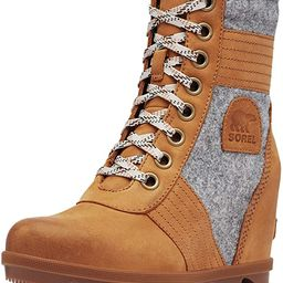 Women's Lexie Wedge Waterproof Lace-Up Ankle Boot | Amazon (US)