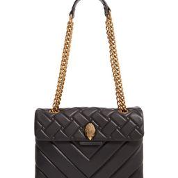 Kensington Quilted Leather Shoulder Bag   Nordstrom