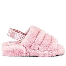 Fluff Yeah Fur Slide in Seashell Pink | Revolve Clothing (Global)