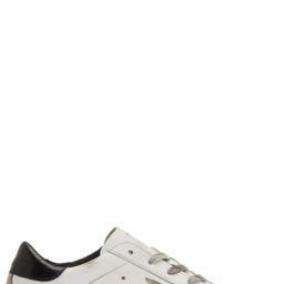 White & Black Superstar Sneakers   SSENSE