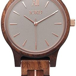 Wooden Wrist Watches for Men or Women - Frankie II 38MM Minimalist Series/Wood Watch Band/Wood Be... | Amazon (US)