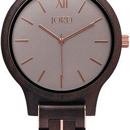 Wooden Wrist Watches for Men or Women - Frankie II Minimalist Series/Wood Watch Band/Wood Bezel/A... | Amazon (US)
