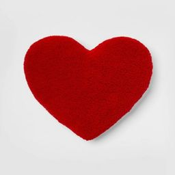 Oversized Heart Sherpa Pillow - Room Essentials™ | Target