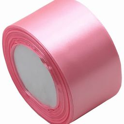 """M-W 2"""" Wide Solid Satin Ribbon 25 Yards For Gift Wrap Sewing Projects Crafting Projects DIY Bow W...   Amazon (US)"""