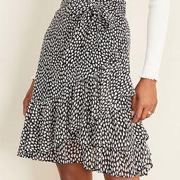 Heart Tiered Flounce Skirt | Ann Taylor | Ann Taylor (US)
