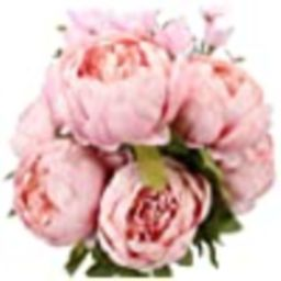 Duovlo Springs Flowers Artificial Silk Peony Bouquets Wedding Home Decoration,Pack of 1 (Spring L...   Amazon (US)