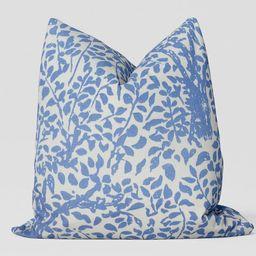 Arbre De Matisse Pillow / Blue | Etsy (CAD)
