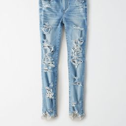 AE Ne(X)t Level High-Waisted Jegging Crop   American Eagle Outfitters (US & CA)