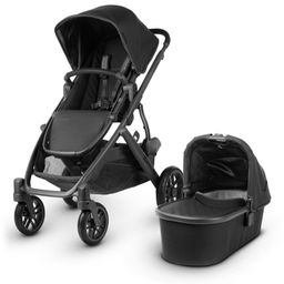 VISTA JACKIE Aluminum Frame Convertible Complete Stroller with Leather Trim   Nordstrom