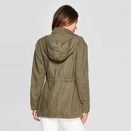 Women's Utility Anorak Jacket - Universal Thread™ | Target