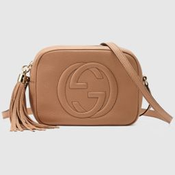 Soho small leather disco bag | Gucci (US)
