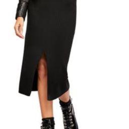 Skyline Rib Midi Skirt | Nordstrom