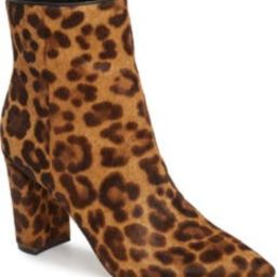 Ulanily Pointy Toe Bootie | Nordstrom