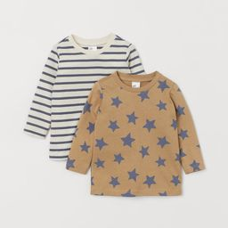 2-pack Jersey Shirts | H&M (US)