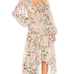 x REVOLVE Flora Maxi Dress   Revolve Clothing (Global)