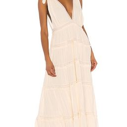 Lily Of The Valley Midi Dress   Revolve Clothing (Global)