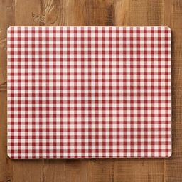 Gingham Cork Placemat | Pottery Barn (US)
