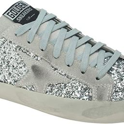 AnnaKastle Womens Fashion Star Lace-up Sneakers | Amazon (US)