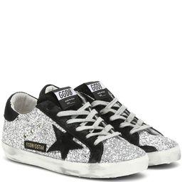 Superstar glitter sneakers | Mytheresa (US)