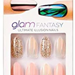 Kiss Glam Fantasy Ultimate Illusion 28 Nails KGF52 | Amazon (US)