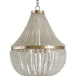 Currey & Company Chanteuse Chandelier Currey In A Hurry CC-9202 | Amazon (US)