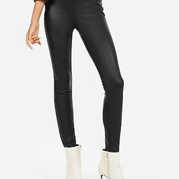 Vegan Leather Leggings | Express