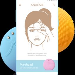 TRACK SKIN HYDRATION LEVELS                    The key to smoother, younger-looking skin? Massage... | Foreo (Global)