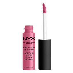 NYX Professional Makeup Soft Matte Lip Cream, High-Pigmented Cream Lipstick in Montreal | Amazon (US)