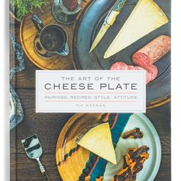 The Art Of The Cheese Plate Book | TJ Maxx