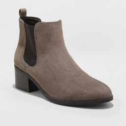 Women's Ellie Chelsea Bootie - A New Day™ | Target