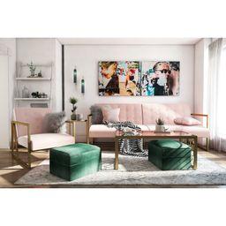 Lexington Twin or Smaller Convertible Sofa | Wayfair North America