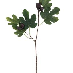 Faux Fig Berry Stem                                                                              ... | McGee & Co.