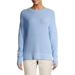 Time and Tru Women's High Low Sweater   Walmart (US)