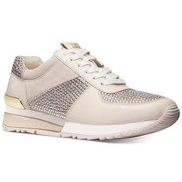 Allie Wrap Trainer Sneakers | Macys (US)