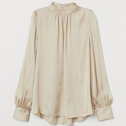 Wide-cut Blouse | H&M (US)